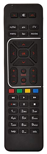 R L SONS Remote Control Compatible with Airtel Digital TV ST