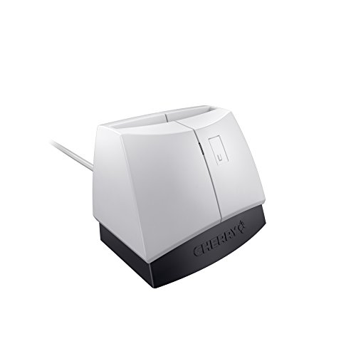 CHERRY SmartTerminal ST-1144UB USB cardreader Pale Grey