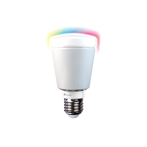 Ampoule LED multicolore connectée 7W B22 - Beewi by Otio