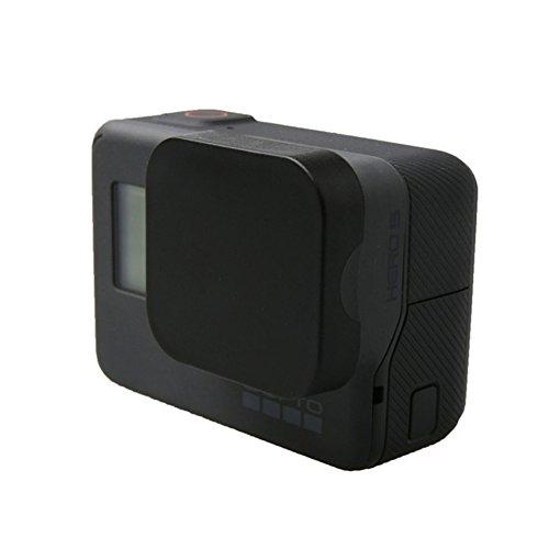 Lens Cap for GoPro Hero 5 Hero 6 Hero 7 Black Len Caps GoPro Hero5 Shell Black Cover Frame Protector Accessories