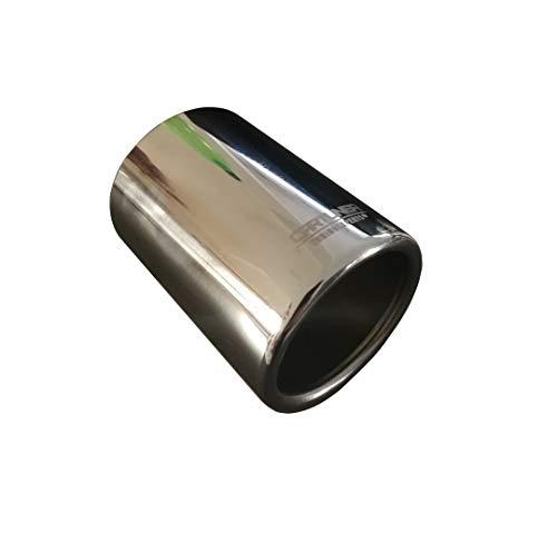CARTUNER® Auspuffblende Endrohr R50 R52 R56 60mm Edelstahl