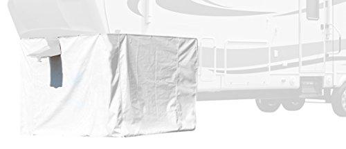 ADCO 3503 Storage Skirt for 5th Wheel RV Trailer, 296 Inch Length, Polar White