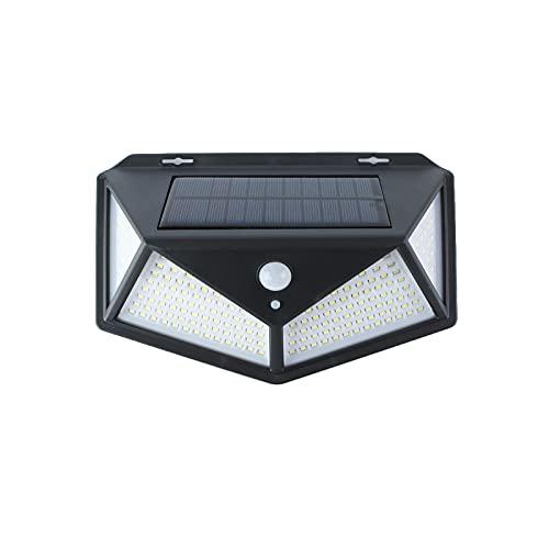 Solarlampen 1StückSolarlampen Für Außen Mit Bewegungsmelder 1500 Lumen,180LED Umweltschutz Solar Aussenleuchte Led Solarleuchten Für Außen Solar Wasserdichte Wandleuchte Solar Bewegungsm(Size:180 LED)
