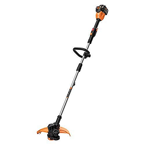 Big Save! WORX WG184 40V Power Share 13 Cordless String Trimmer & Wheeled Edger (2x20V Batteries) w...