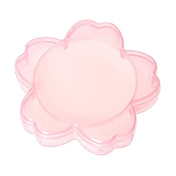 VEILTRON Feuille de Tranche de Lavage de Main parfumée de Mini Savon de Papier jetable de Forme de Fleur de Cerisier