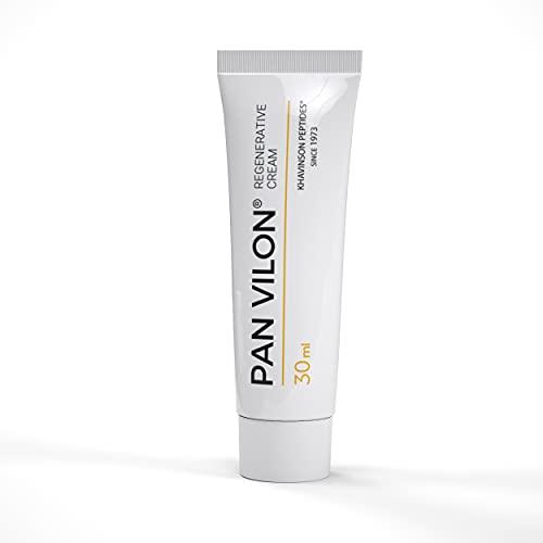 Pan Vilon Crema Rigenerante a base di Peptidi per Guarigione di Ferite: Riduce la Comparsa di Cicatrici – 30 ml