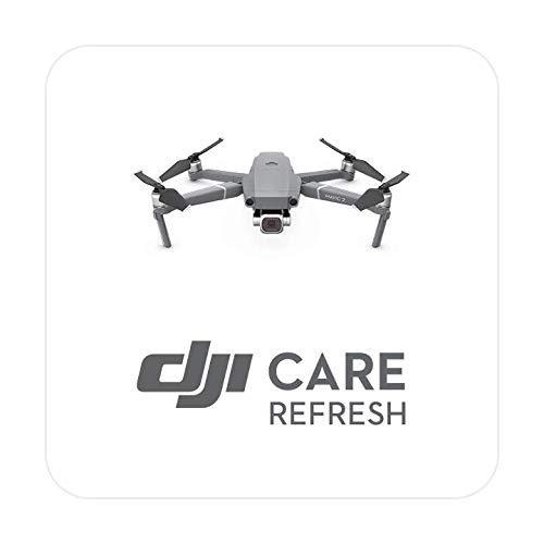 DJI Mavic 2 - Care Refresh, Garantie Mavic 2 Pro, Mavic 2 Zoom, Jusqu'à deux remplacements en 12 mois, Assistance rapide, Couverture des accidents et des dégâts des eaux, Activé dans les 48 heures