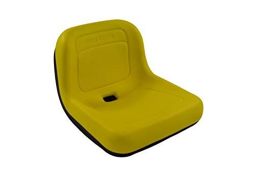 John Deere Equipment Seat #AM131157