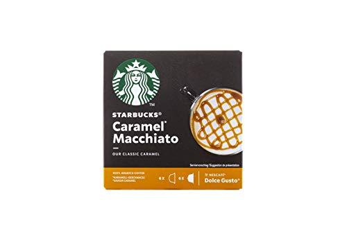 Starbucks Caramel Macchiato by Nescafe Dolce Gusto - Kaffeekapseln - Our Classic Caramel