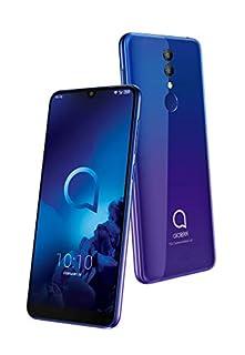 Alcatel 3, Blue And Purple Gradient (B07VBCRM6Z)   Amazon price tracker / tracking, Amazon price history charts, Amazon price watches, Amazon price drop alerts