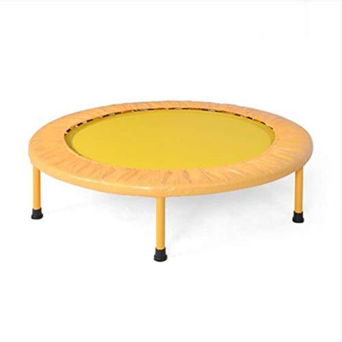 KY&CL Kindertrampoline, Sense trampoline trainingsapparatuur voor kinderen binnen babybed voor het springen sportschool voor volwassenen kleuterschool bed voor springen trampoline
