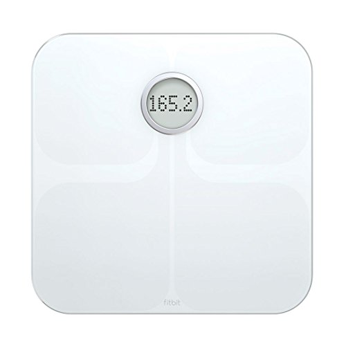 Fitbit Aria Wi-Fi Smart Scale, White