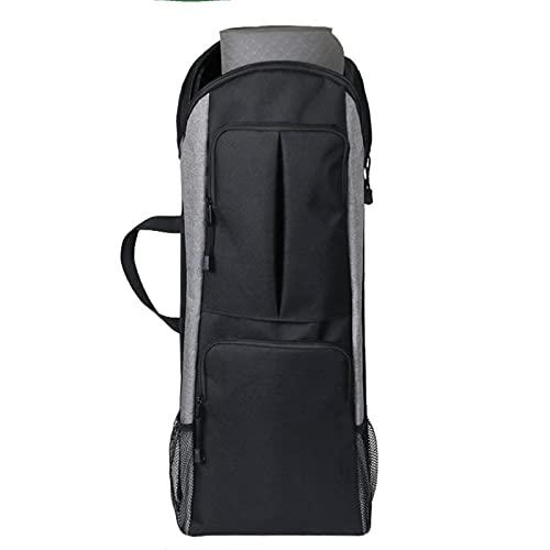 TASJS Bolsa de Yoga Impermeable a Prueba de lienzos Multifuncional Pocket Yoga Mat Bag Dance Mat Bag Sports Mochila Fitness Mochila Cojín