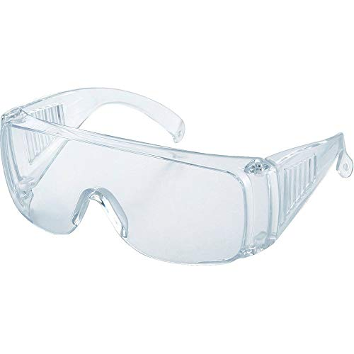 TATUM 防塵防飛沫ゴーグル 保護眼鏡 透明メガネ めがね 花粉対策 ポリカーボネート ゴーグル眼鏡 隙間を無くす構造 近視眼鏡を付けたままでも利用可 煮沸消毒可 ゴーグル