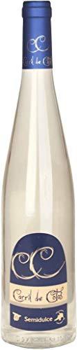 Vino Carril de Cotos Airén Semidulce Blanco 750ml
