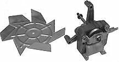 Motor del horno del ventilador equivalente al número de pieza 50218580004