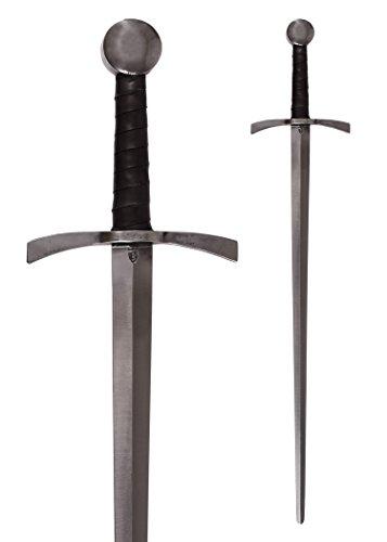 Battle-Merchant Fechtschwert Nürnberg Einhänder Schaukampf SK-A Schaukampfschwert Einhandschwert Langschwert Templerschwert Ritter Mittelalter ab 18 Jahren