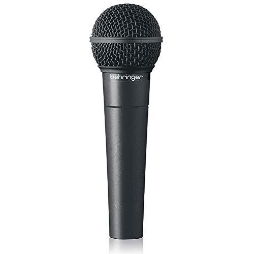 Behringer Ultravoice XM8500 dynamische zangmicrofoon met nierkarakteristiek