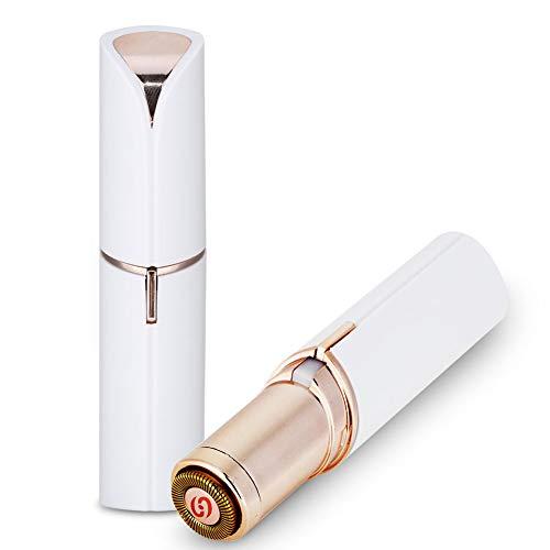 Mini épilateur de sourcils Rechargeable tondeuse à sourcils rasoir pour le visage indolore Portable tondeuse à sourcils pour femmes épilateur