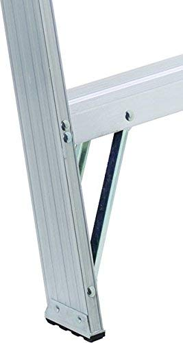 Louisville Ladder AS3008 Aluminum 8-Foot Ladder 300-Pound Duty Rating