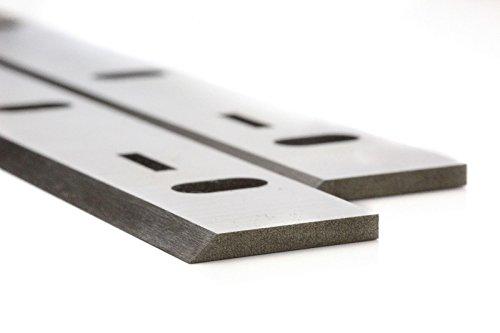 Zipper ZI-HB204 Abricht & Dickenhobel 210x22x1,8mm Hobelmesser 2 Stück Hohe Qualität