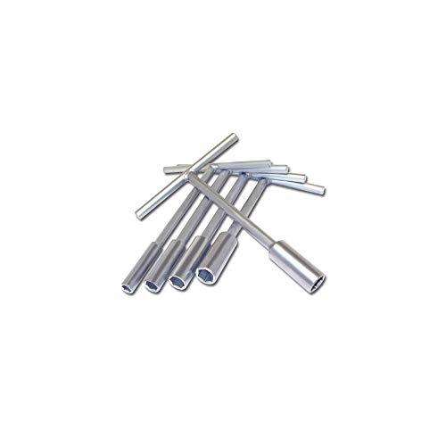 Motion Pro Mini-T-dopsleutelset, 5 stuks