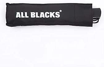 オールブラックス 折りたたみ傘 54cm (ワンタッチ開閉タイプ)