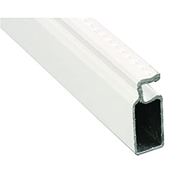 """PRIME-LINE MP14074 Aluminum Screen Frame – 5/16"""" x 3/4"""" x 72"""" – Build or Repair Window Screens – Cut to Size – Uses 5/16"""" x 3/4"""" Screen Frame Corners – White Finish  Box of 20 72"""" pieces"""