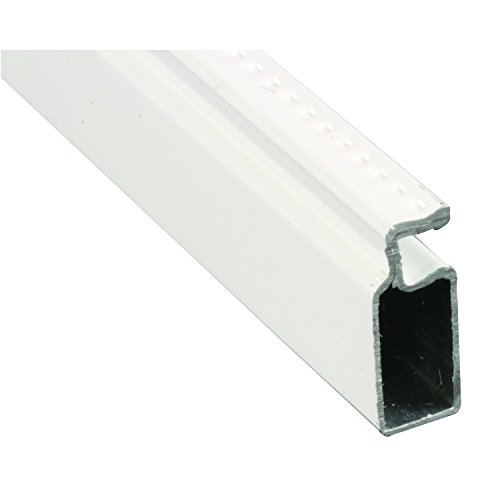 """PRIME-LINE MP14074 Aluminum Screen Frame – 5/16"""" x 3/4"""" x 72"""" – Build or Repair Window Screens – Cut to Size – Uses 5/16"""" x 3/4"""" Screen Frame Corners – White Finish (Box of 20, 72"""" pieces)"""