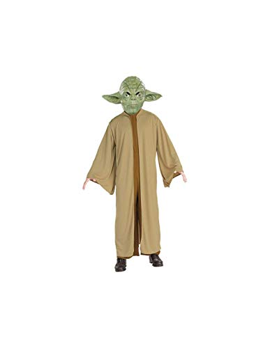 DISBACANAL Disfraz Yoda Star Wars niño - -, 8-10 años