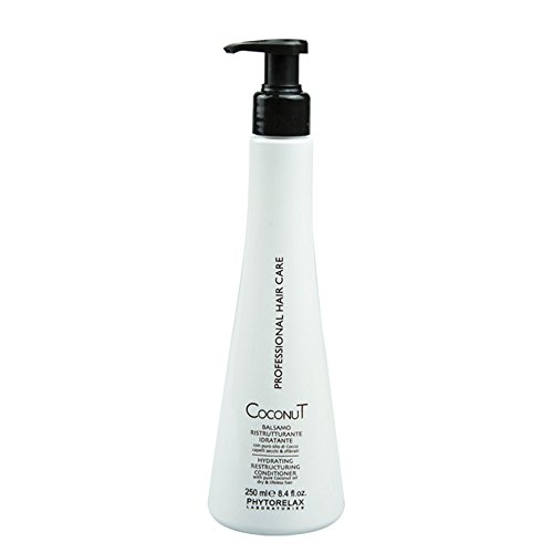 Phytorelax Coconut Hydrating Restructuring Conditioner, 16.9 Oz. by Phytorelax,