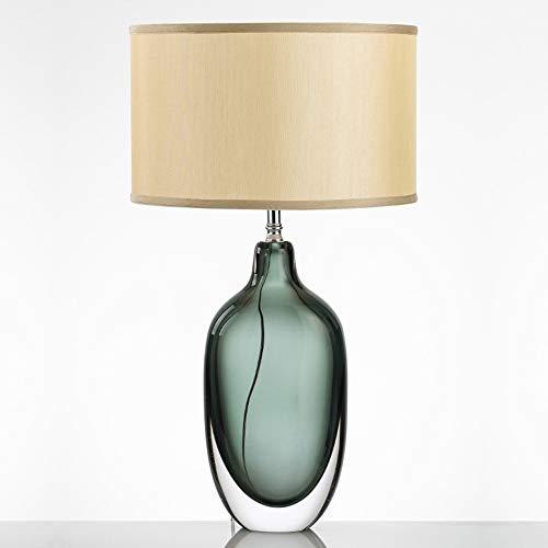 The only good quality XinMeiMaoYi lámpara de Mesa Glass Craft Light Lámparas De Lujo Diseño Modelo Habitación Simple Creativo Moderno Romántico Retro Lámpara De Mesa
