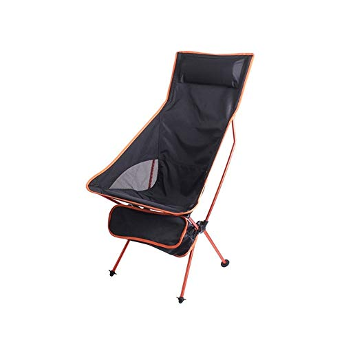 Escalada al aire libre acampa de la pesca portátil plegable Al aire libre silla de camping Oxford tela del asiento plegable portátil Alargar silla de camping ultraligero for la pesca Festival de picni
