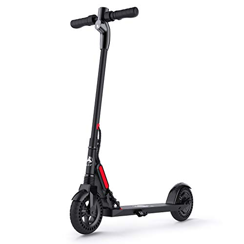Rinkmo Electric Scooter for Adults- Portable Folding Commuting Electric Kick Scooter- Lg Battery 36v/9.6ah Up to 18.6 Miles Long-Range,350w Motor 3 Speed Led Display