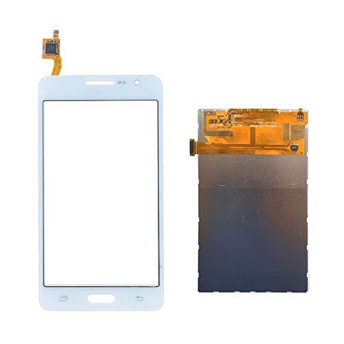zNLIgHT Piezas de Tel¨¦Fono internas | Pantalla t¨¢ctil de Cristal Digitalizador + LCD para Samsung Galaxy Grand Prime SM-G531F G531H-pantalla t¨¢ctil Blanca + LCD