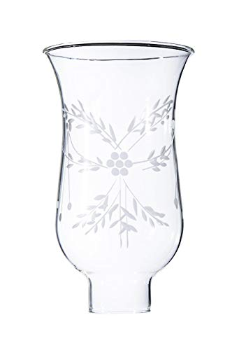 B&P - Lámpara de techo, 1 5/8' x 6 1/2' de corte de flor
