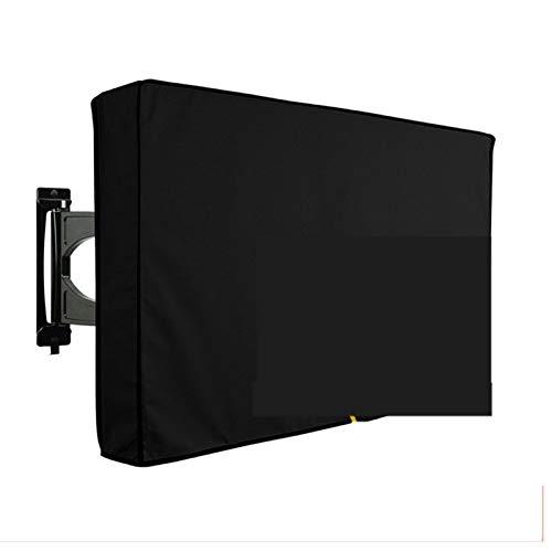 Exterior TELEVISOR Cubierta de pantalla , LCD LED Impermeable al aire libre TELEVISOR Cubra 32 '38' 42 '48' 52 '55' 60 'protectores TELEVISOR Pantalla plana cubierta de polvo interior a prueba de polv