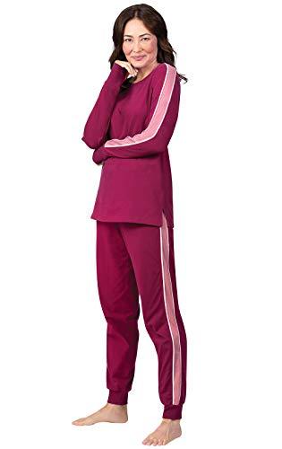 Addison Meadow Womens Pajama Sets - Sweatsuits for Women, Side Stripe