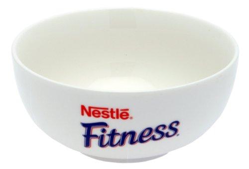 Nestlé Fitness Müslischale, Schüssel, Schale, Frühstücksschale, 300 ml