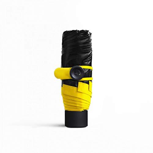 NFHBBAA Parapluie Pliant Ultra Léger Parasol De Protection Contre Les Rayons UV