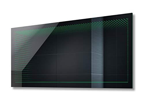 FORAM Spiegel LED Badezimmerspiegel Beleuchtung 3D Tieffeneffekt nach Maß von Artforma | Wandspiegel Badezimmerspiegel |Spiegel nach Maß