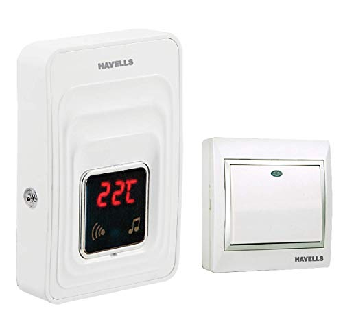 HAVELLS SENSEBELL Wireless AC PLUGIN DOORBELL