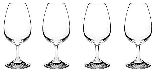 Becher Weingläser Rotweinglas Set Feines Becher Premium-Kristallglas Toll für großartige Cocktail-Party-Weingut oder Ausstellung Stemware Unicoopy (Size : 2)
