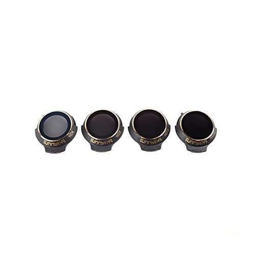 YXYX Accessori droni Nuovo Kit Filtro per Lenti di Arrivo MCUV CPL ND4 ND8 ND16 ND32 per D&Ji per Mavic for for for for PRO & Platinum & White Lente/Filtro per Fotocamera Spedizione Gratuita