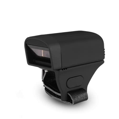 N / C Portabledigital Scanner, Wireless Bluetooth, Barcode Scanning, Anti-Vibration and Anti-Falln, Library, Supermarket, Pharmacy, Logistics