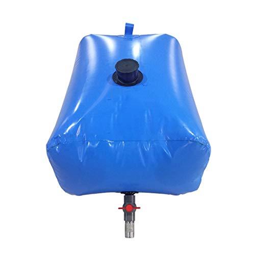 Almacenamiento de agua Depósito de Agua Dolce Gusto Gran Capacidad, Tanque Plegable de PVC, Plegable Bien Sellado, El tamaño se Puede Personalizar ZLINFE (Size : 620L/(1.25x1x0.5M))