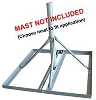 Solid Signal SKY32816 Non-penetrating Roof Mount Base (SKY32816)