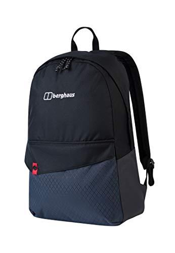 Berghaus Unisex-Adult Brand bag Rucksack Schwarz