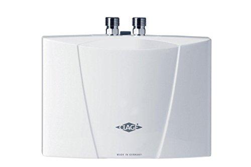 Clage - druckloser Klein Durchlauferhitzer für Handwaschbecken M6 - 5,7 kW