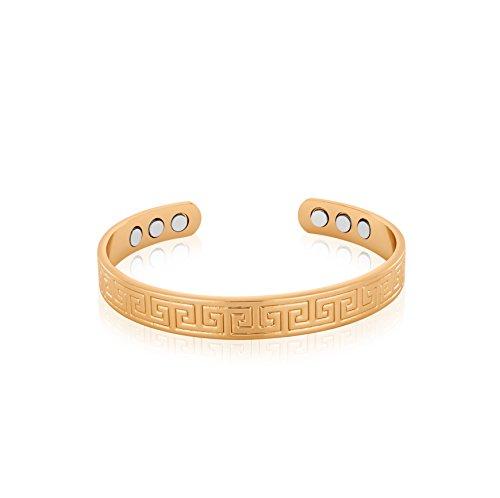 Healthy Healing Copper Bracelet Modeschmuck zur Schmerzlinderung (Kupfer-Armreif)